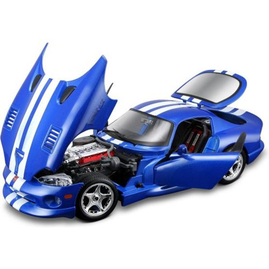 Автоконструктор DODGE VIPER GTS COUPE (1996) 1:24